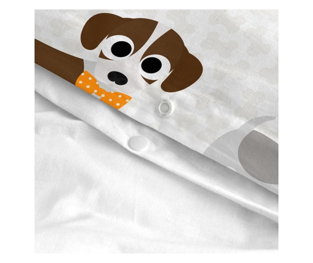 Posteljina za krevetić Dogs Uni