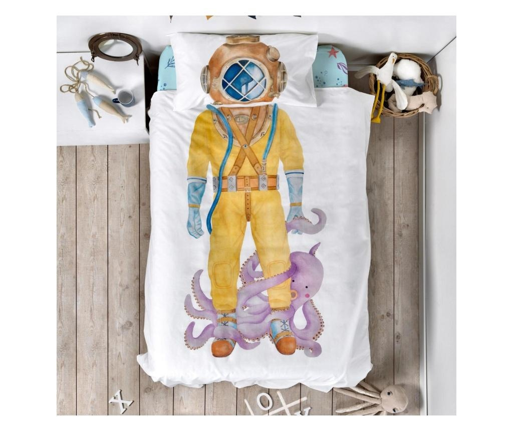 Cearsaf de pilota Diving Suit 140x200 cm