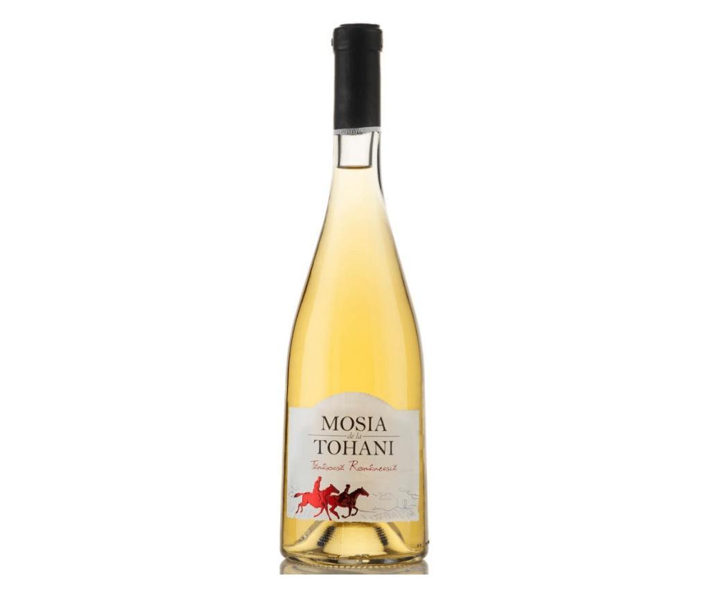 Vin alb Mosia De La Tohani - Tamaioasa Romaneasca 750 ml