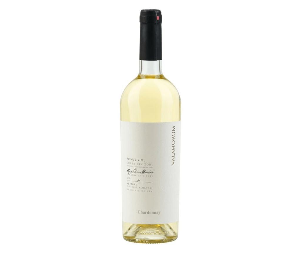 Vin alb Valahorum Chardonnay 750 ml