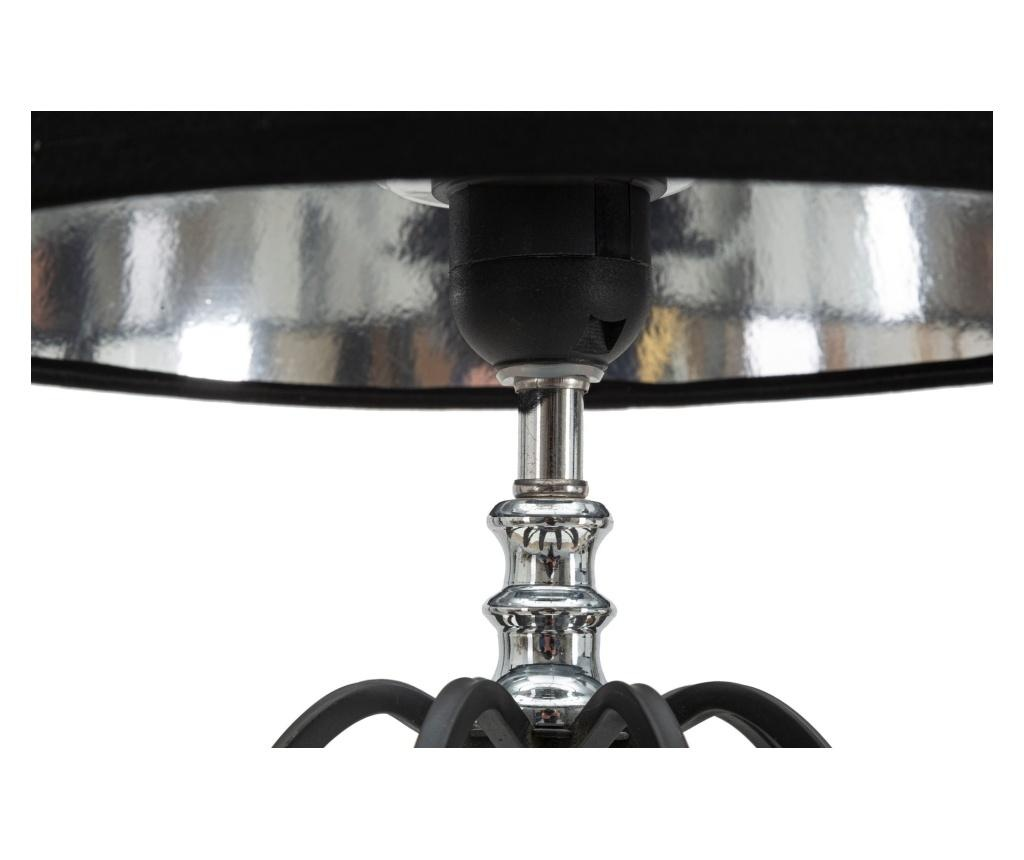 Lampa de masa Glam Black