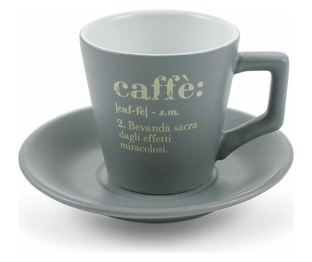 Set 6 cesti pentru espresso Victionary