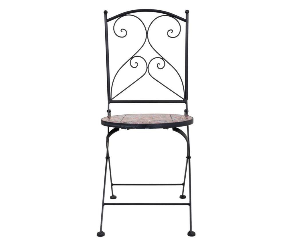 2 db Kültéri szék és asztalka