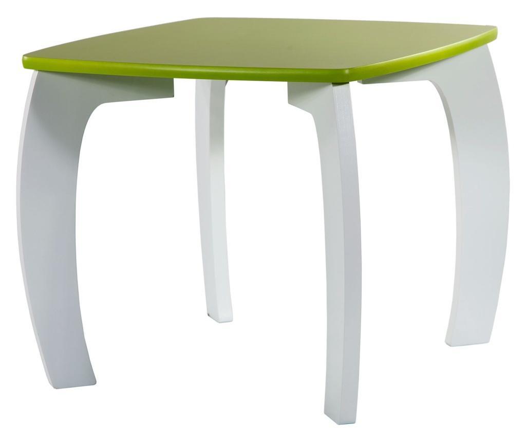 Sada stôl a 2 stoličky