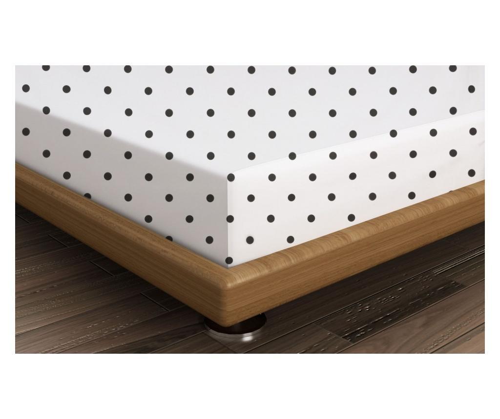 Cearsaf de pat Double Ranforce  180x240 cm