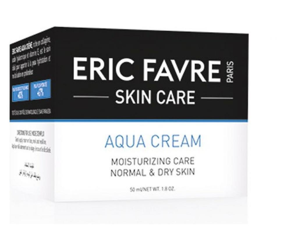 Eric Favre Skin Care Aqua Cream crema intens hidratanta pentru ten normal/uscat 50ml