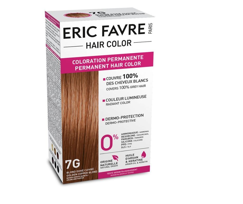 Eric Favre Hair Color Vopsea de par 7G Blond Dore aramiu