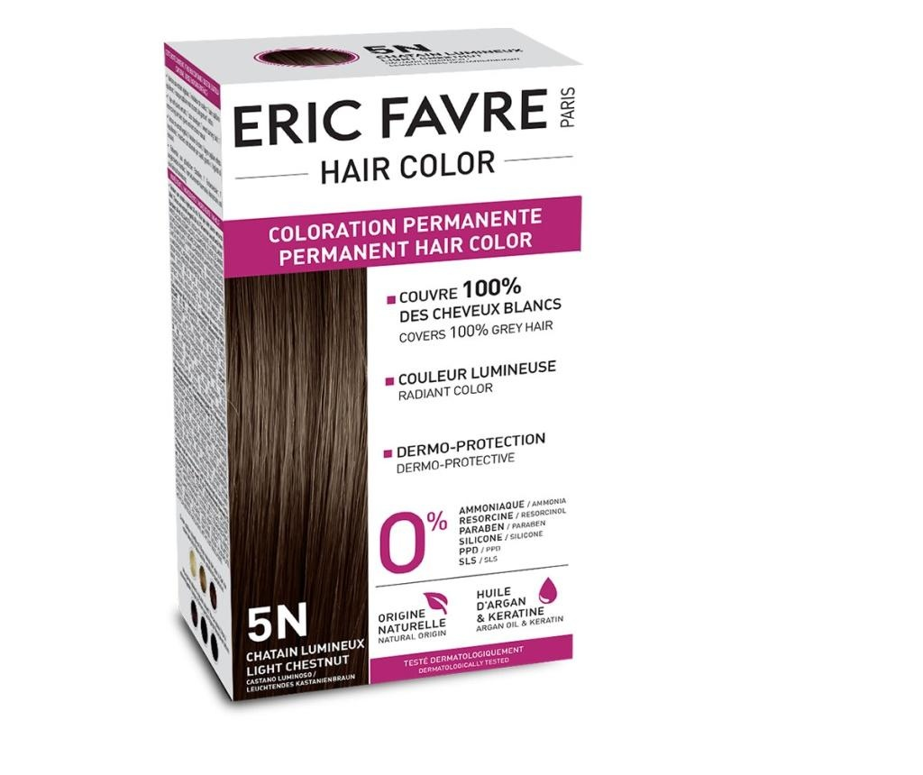 Eric Favre Hair Color Vopsea de par 5N Saten luminos