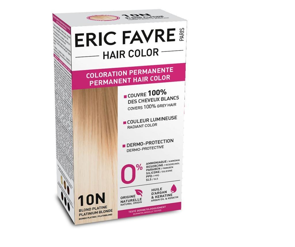 Eric Favre Hair Color Vopsea de par 10N Blond platinat