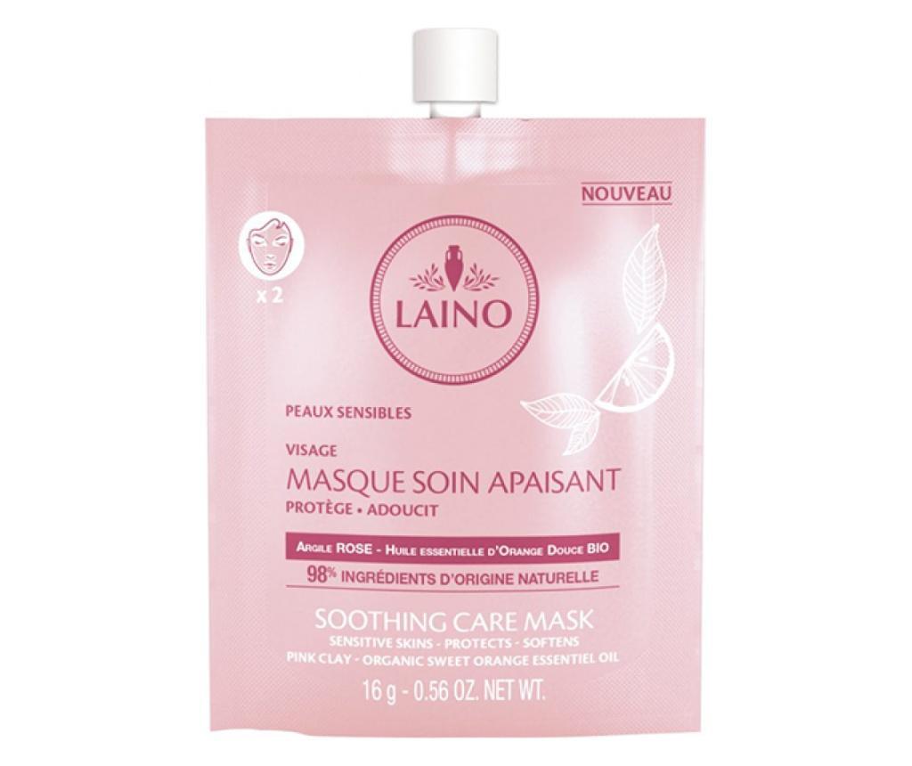 Laino Masca calmanta cu argila roz pentru ten sensibil 16g
