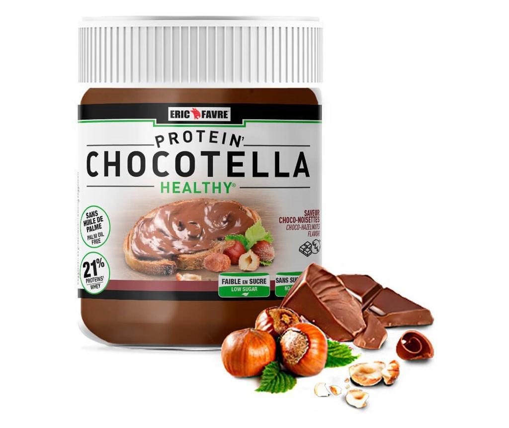 Eric Favre Chocotella Crema de ciocolata hiperproteica 250g