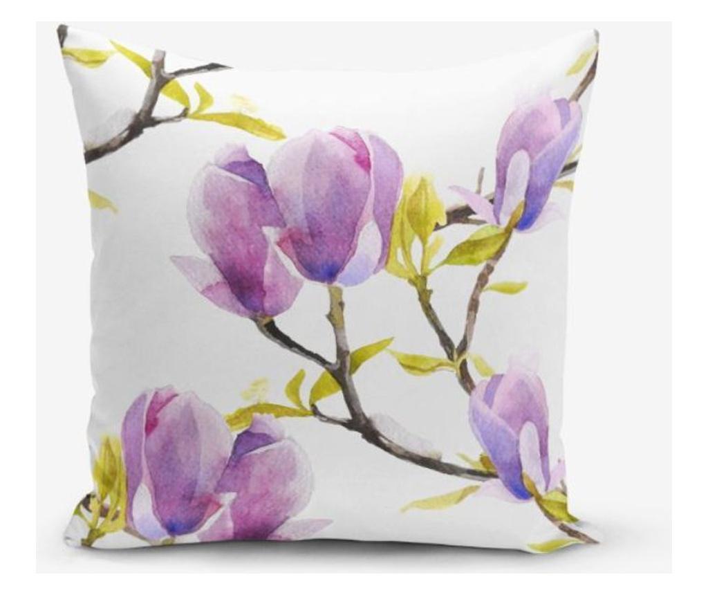 Jastučnica Aquarelle Flower Modern 45x45 cm