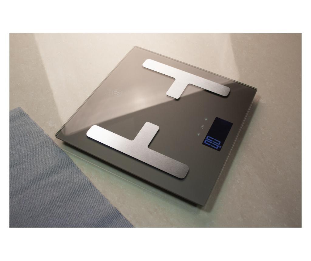 Metallic Line- Carbon Fürdőszobai mérleg