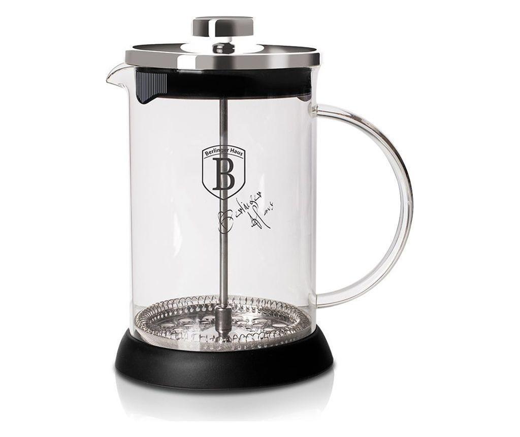 Zaparzacz do kawy i herbaty Black Silver
