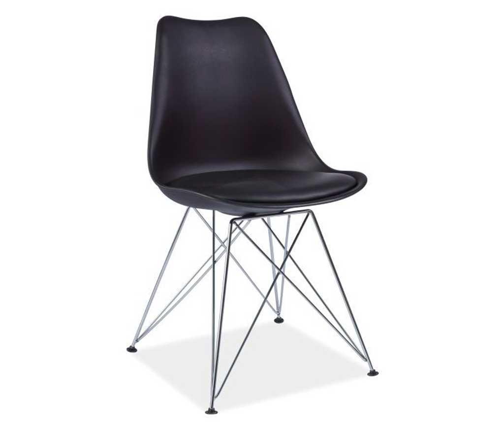 Καρέκλα Carly Black