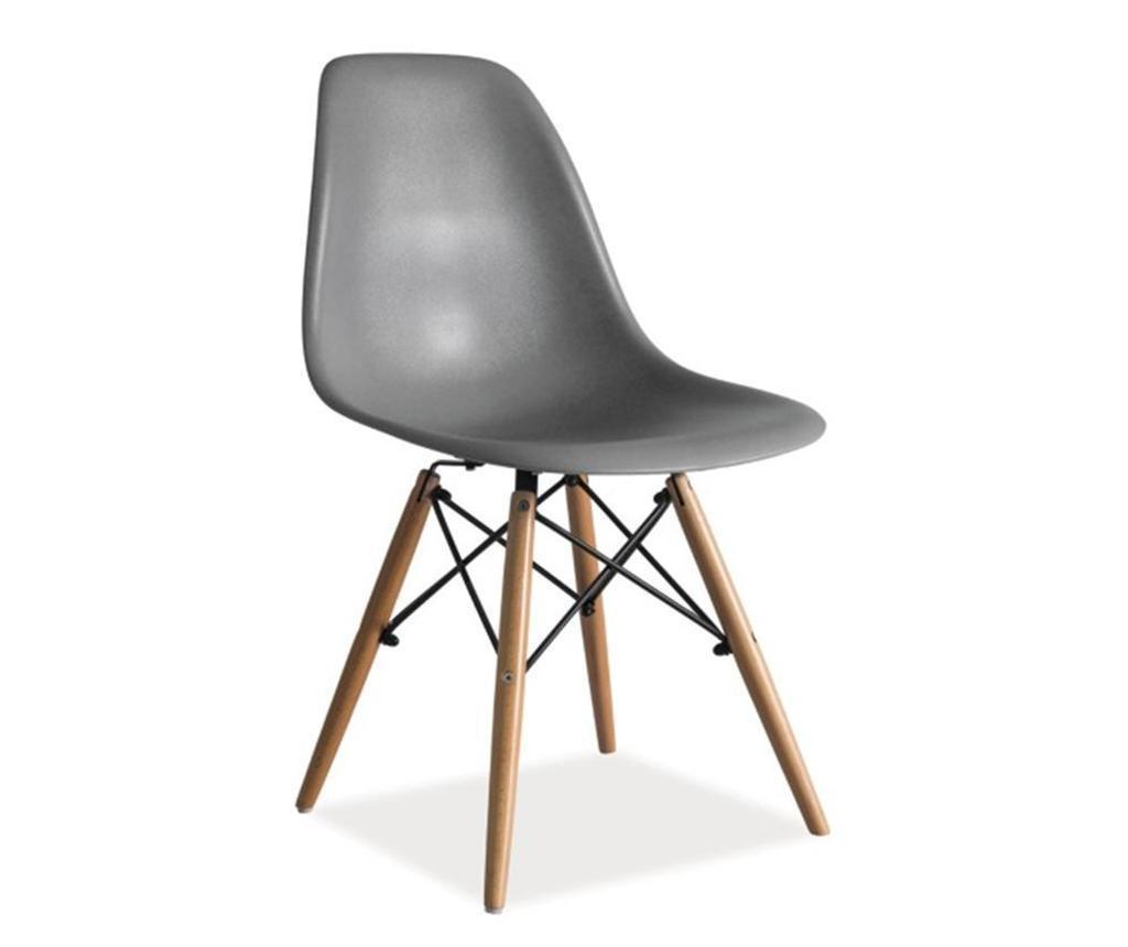 Καρέκλα Lombardo Me Grey
