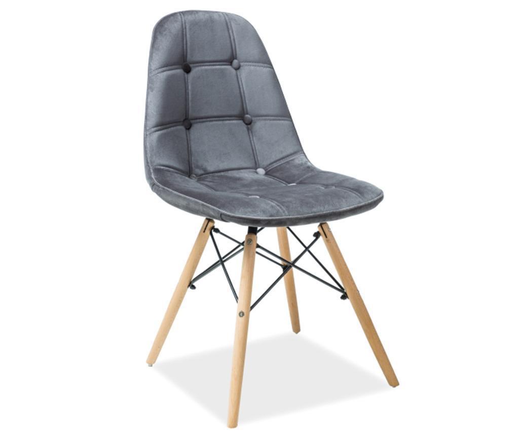 Καρέκλα Fela Grey