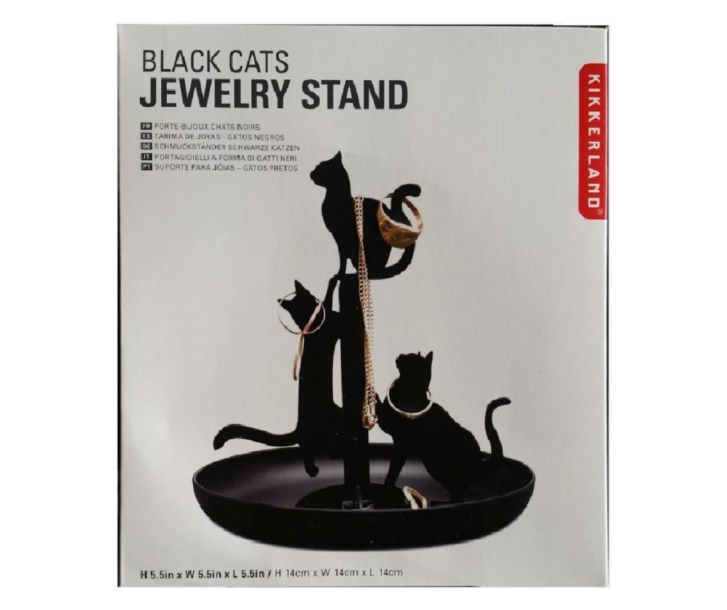 Suport bijuterii Cat