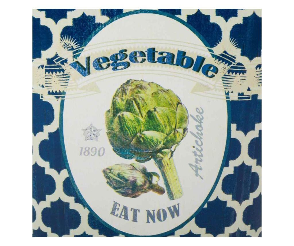 Galeata decorativa Vegetable Artichoke