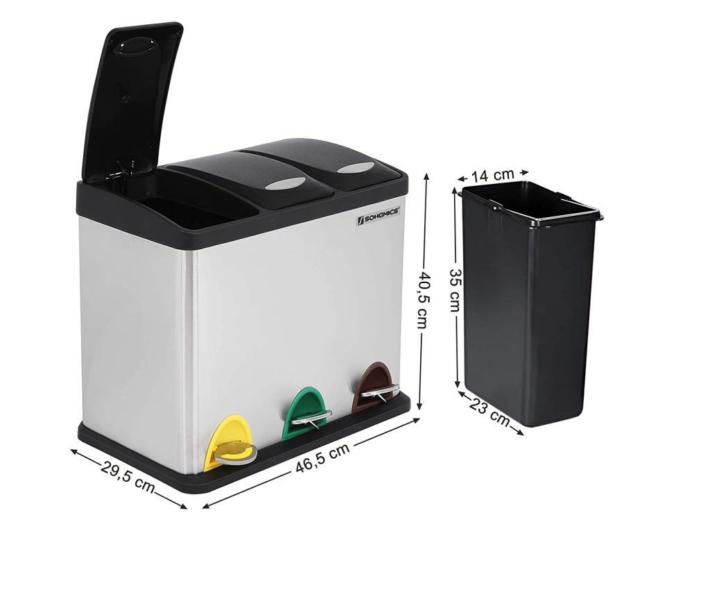 Kanta za smeće za selektivno prikupljanje otpada 24 L