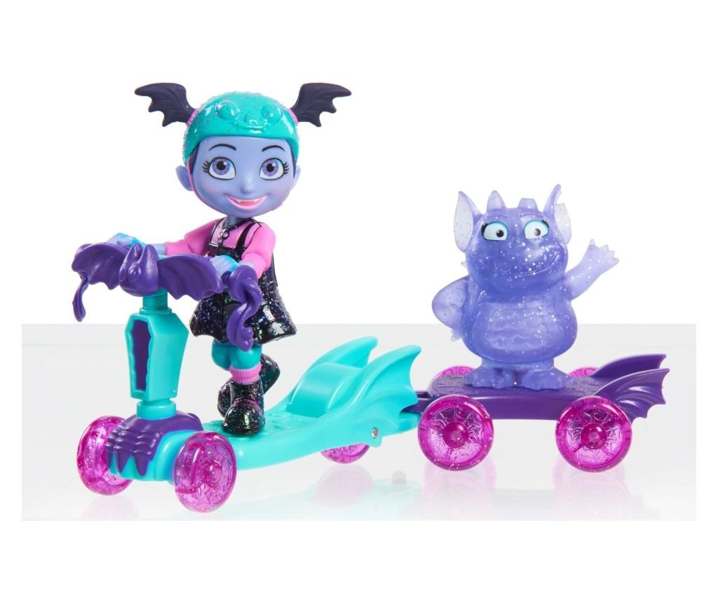 Figurka kolekcjonerska z zestawem akcesoriów Vampirina And Scooter