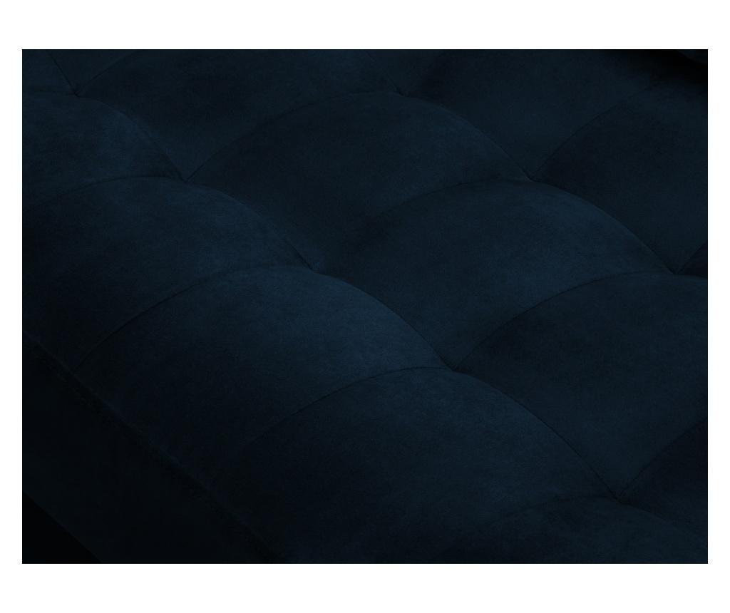 Coltar stanga Velvet Giulietta Royal Blue