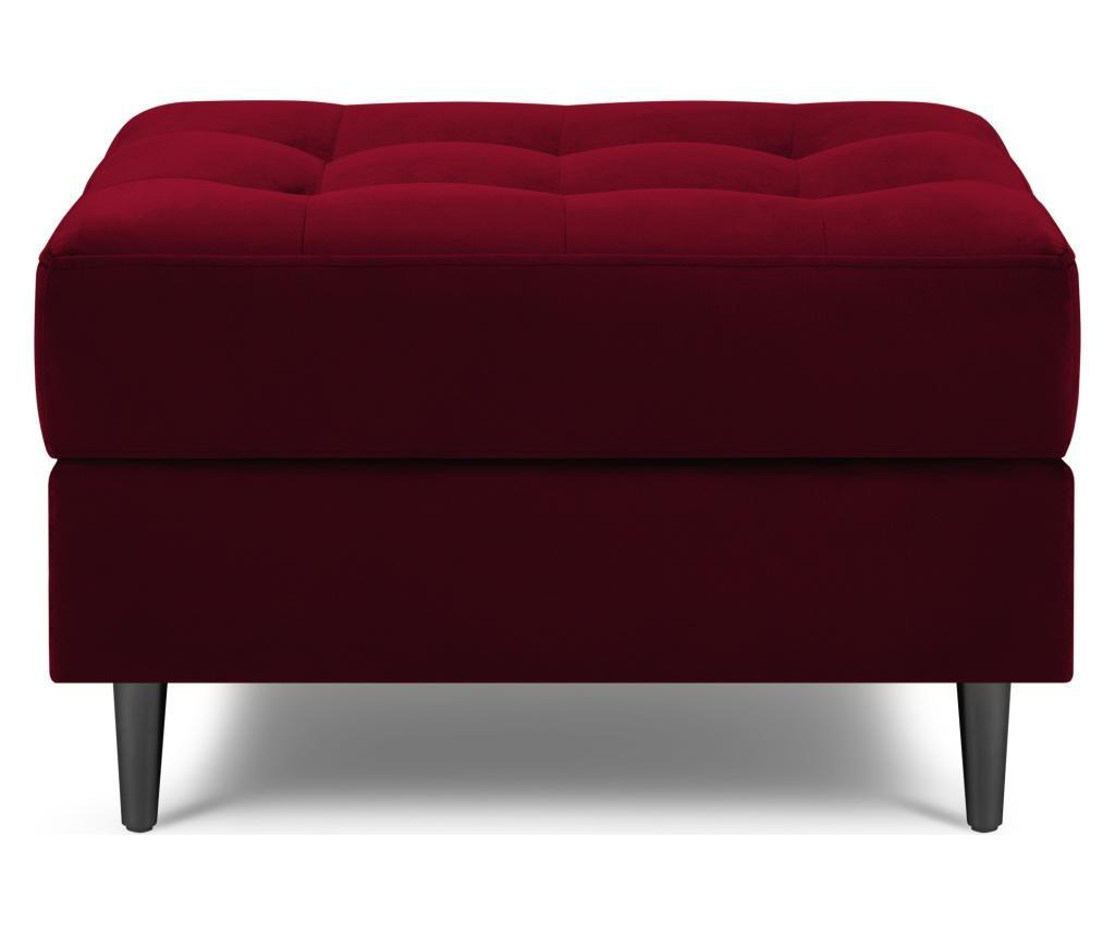 Taburet pentru picioare Giulietta Red