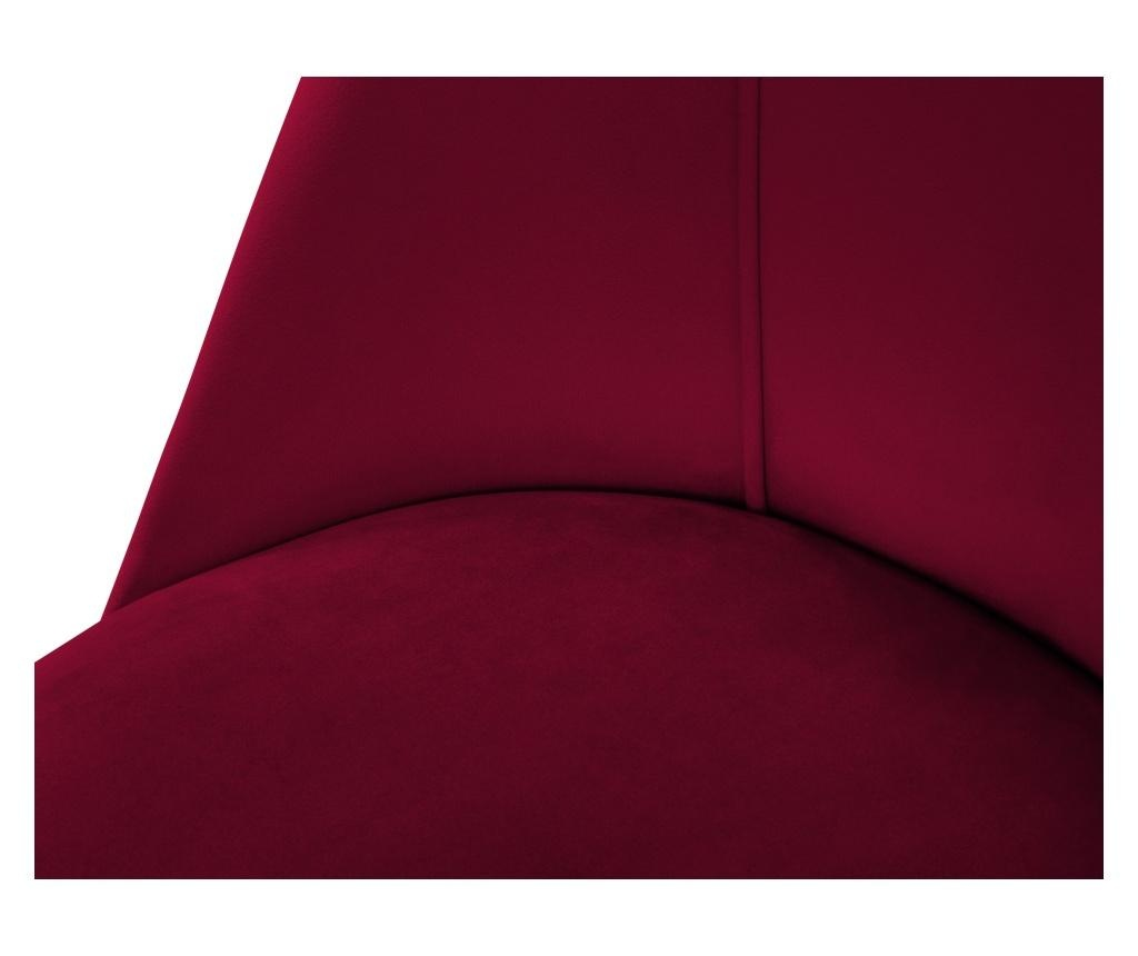 Scaun Velvet Sonata Red