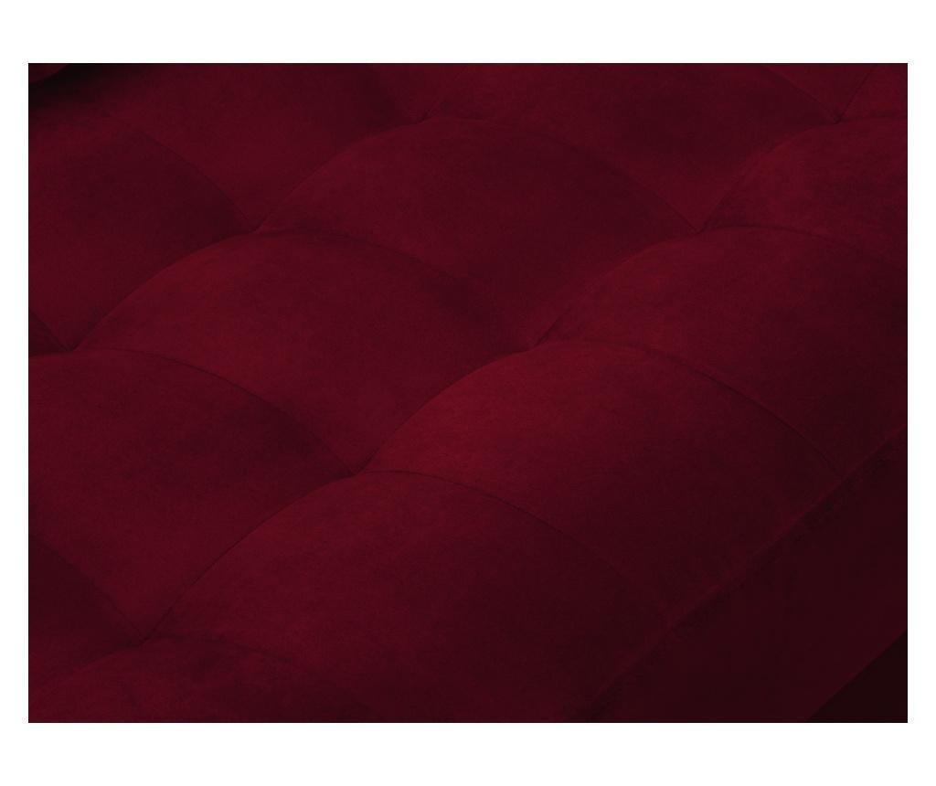 Coltar dreapta Velvet Giulietta Red