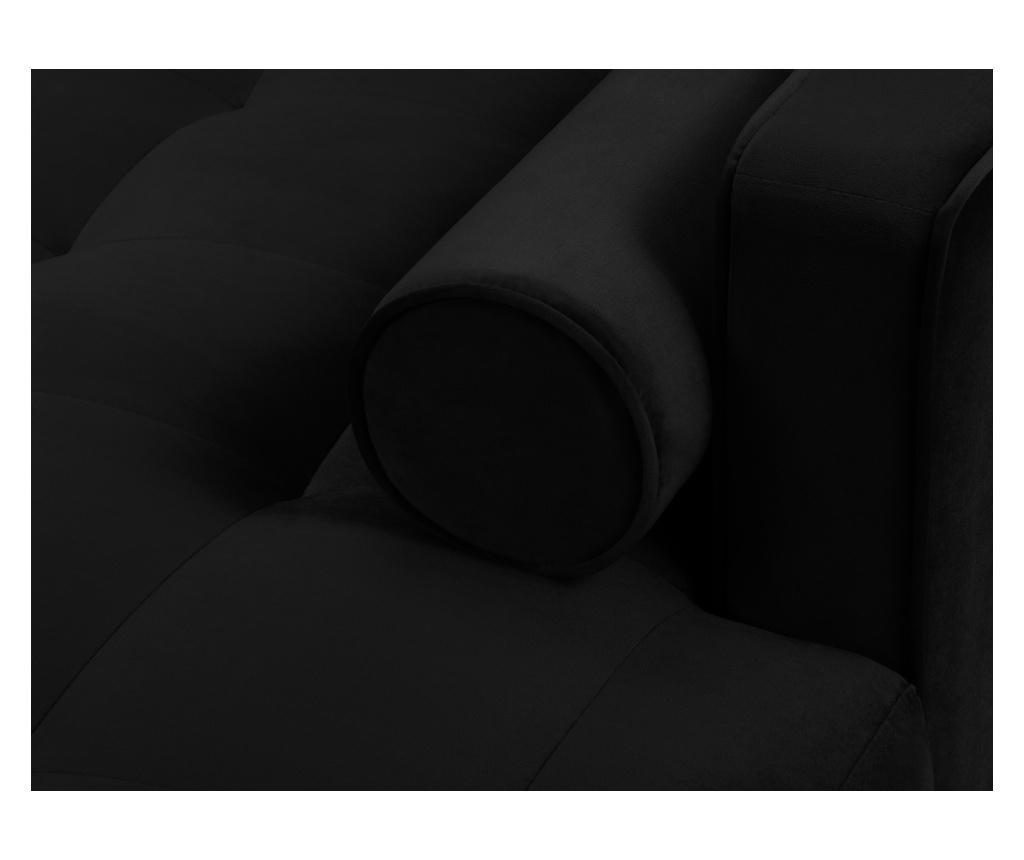 Coltar dreapta Velvet Giulietta Black