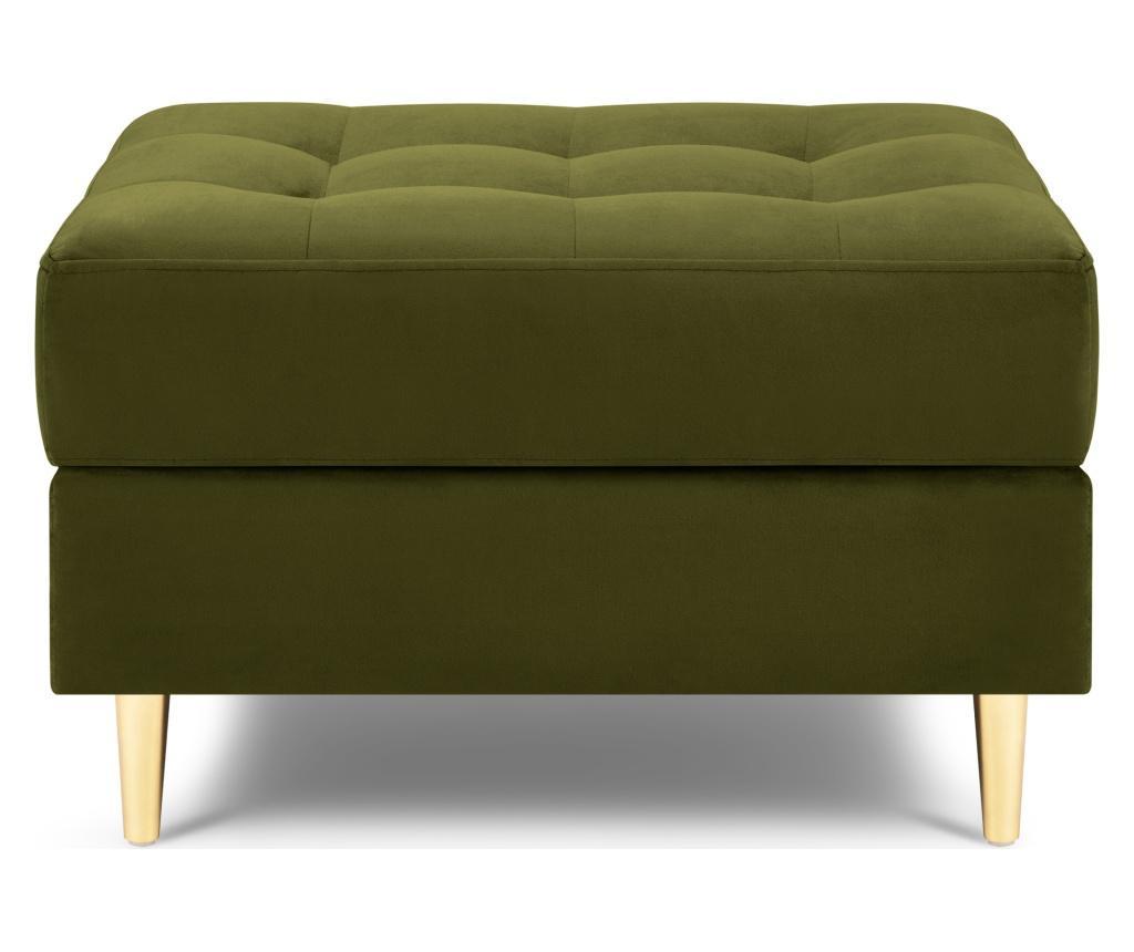 Taburet pentru picioare Giulietta Green