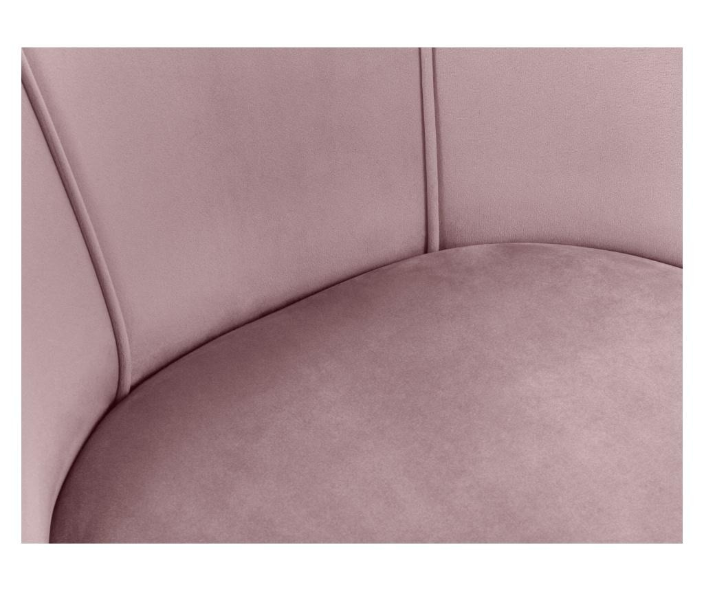 Scaun Velvet Sonata Pink