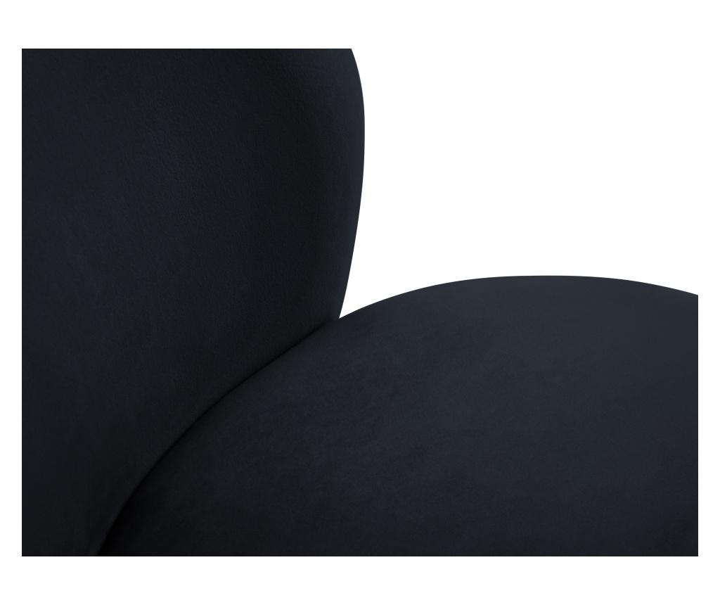 Scaun Velvet Marimba Dark Blue