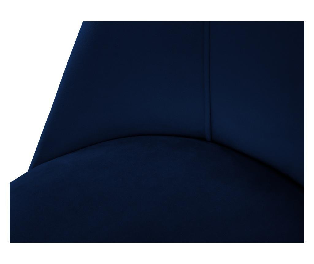 Scaun Velvet Sonata Royal Blue