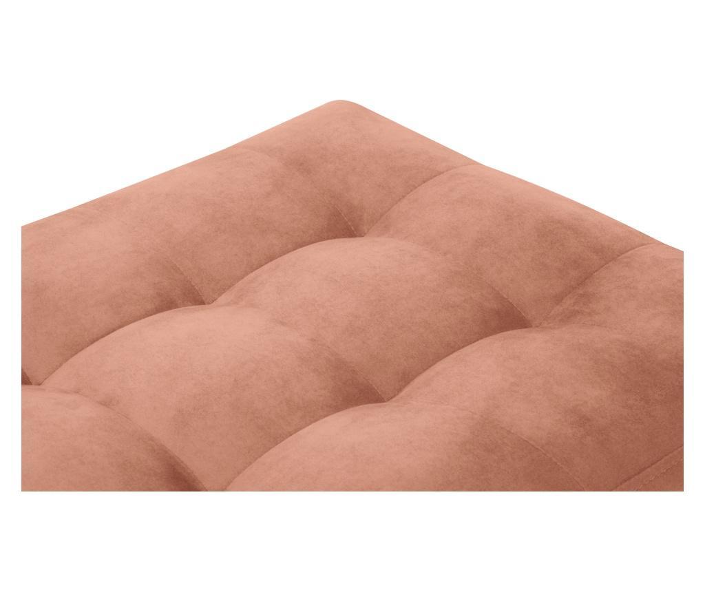 Taburet pentru picioare Giulietta Pink