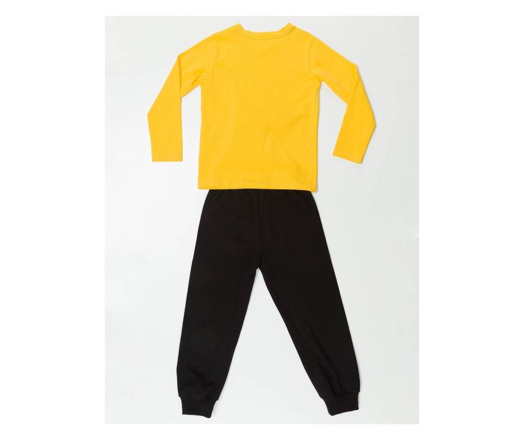 Set bluza si pantaloni Pirate Emoji 8 years