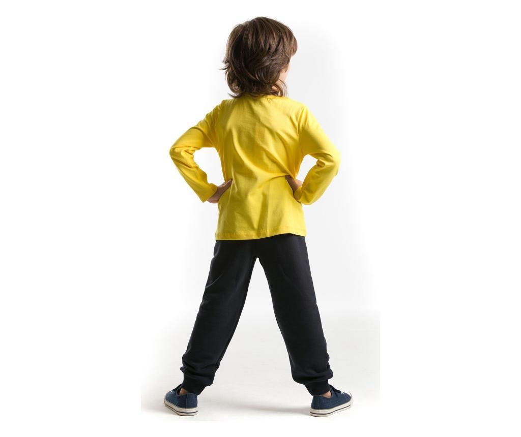 Set bluza si pantaloni Rar T-Rex 8 years
