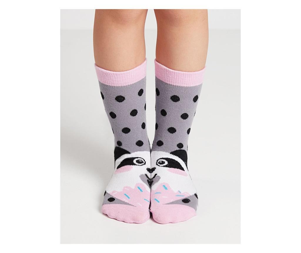 Panda&Cream 2 pár Gyerek zokni 4-5 years