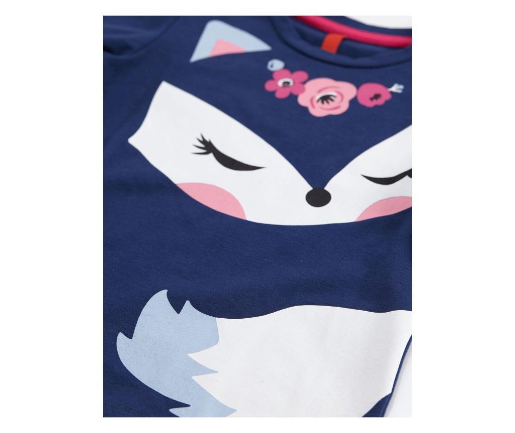 Set bluza si pantaloni Cute Fox 2 years