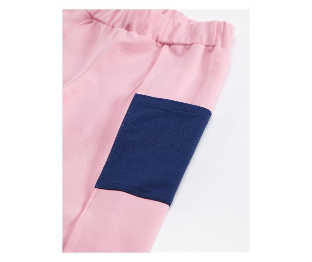 Set bluza si pantaloni Cute Fox 7 years