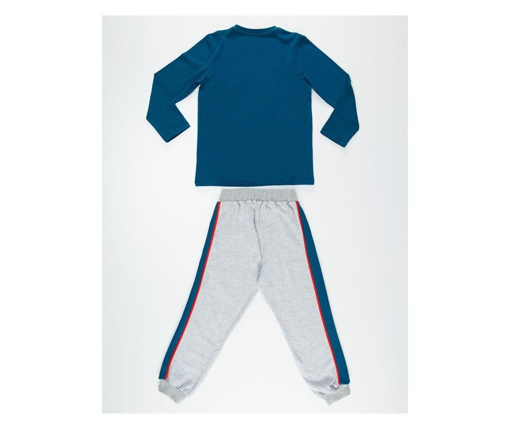 Set bluza si pantaloni 3 Gliders 5 years