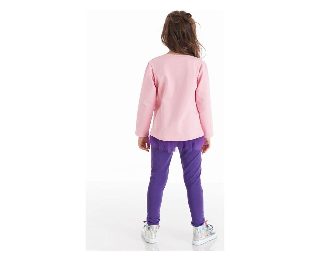 Set bluza si pantaloni Colorful 3 years