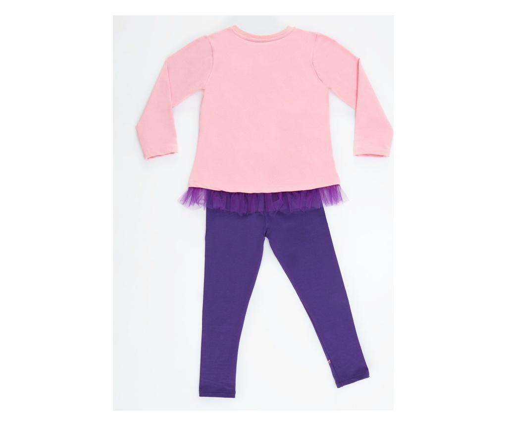 Set bluza si pantaloni Colorful 5 years