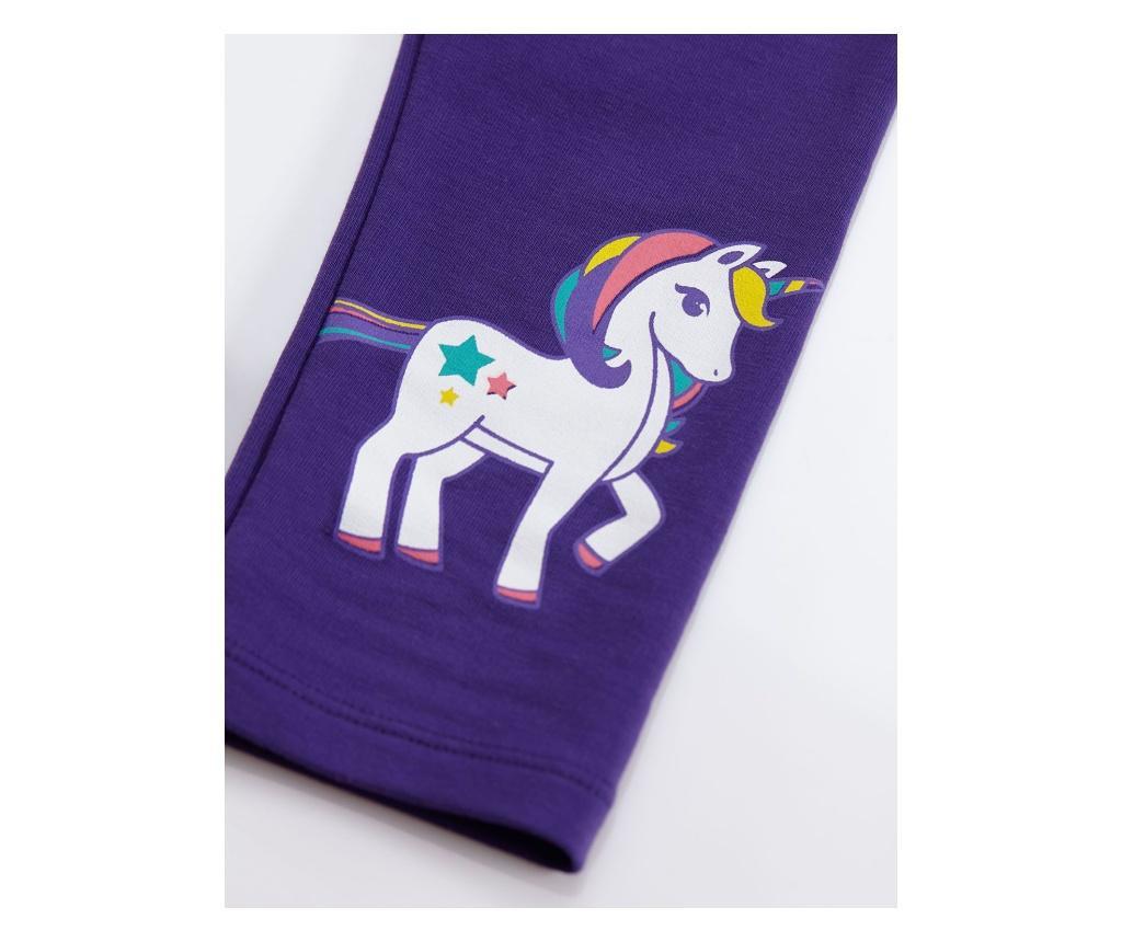 Set bluza si pantaloni Colorful 7 years