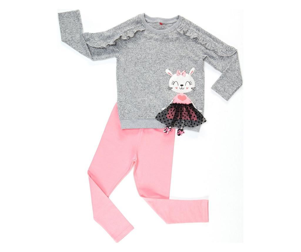Lily Knitted Póló és leggings 2 years