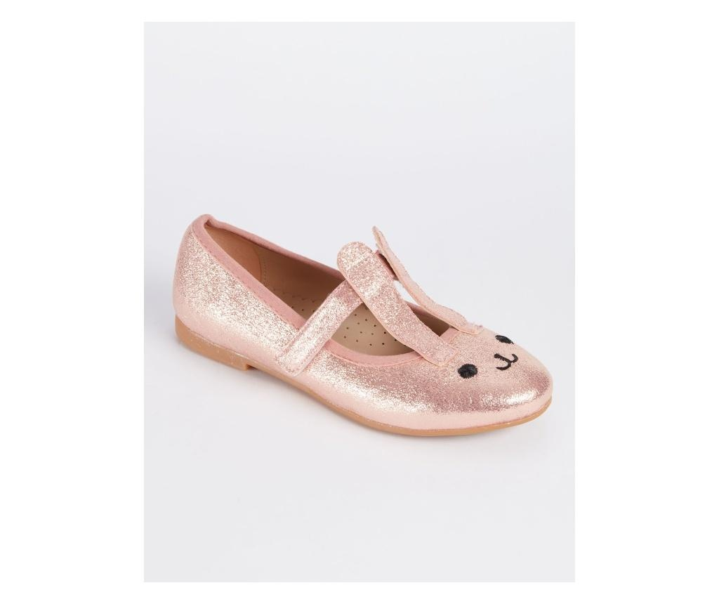 Balerini Bunny Pink Ballet 28