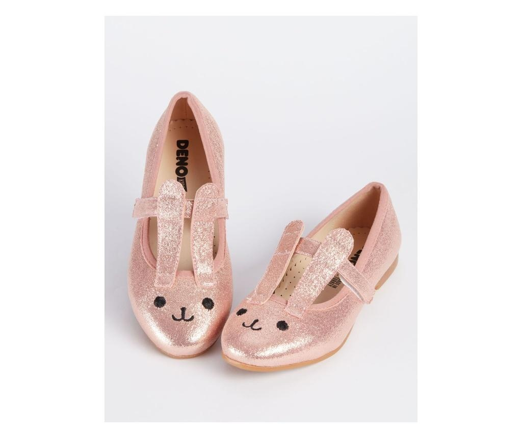 Balerini Bunny Pink Ballet 31