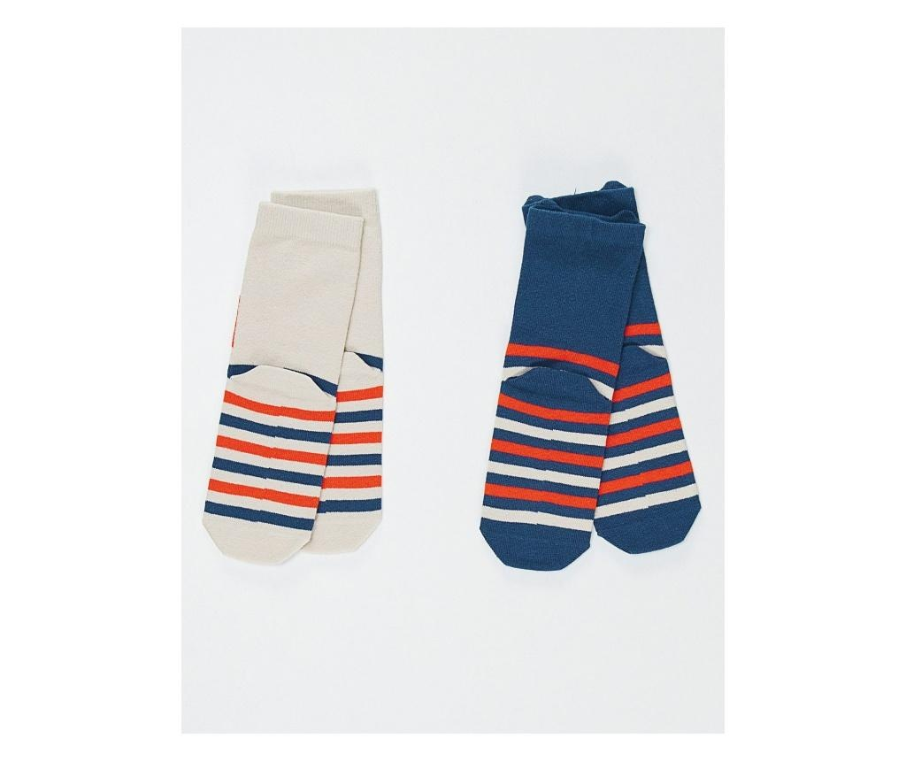 Set 2 perechi de sosete Cat&Dog 4-5 years