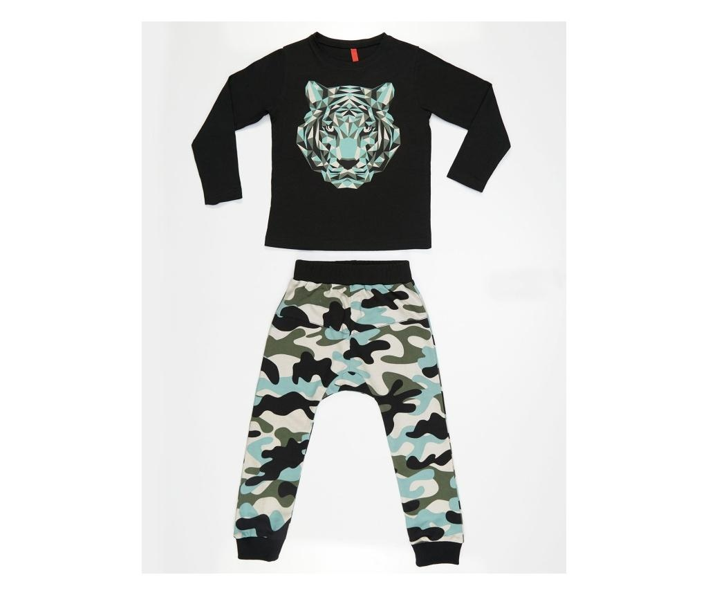 Set bluza si pantaloni Tiger 3 years