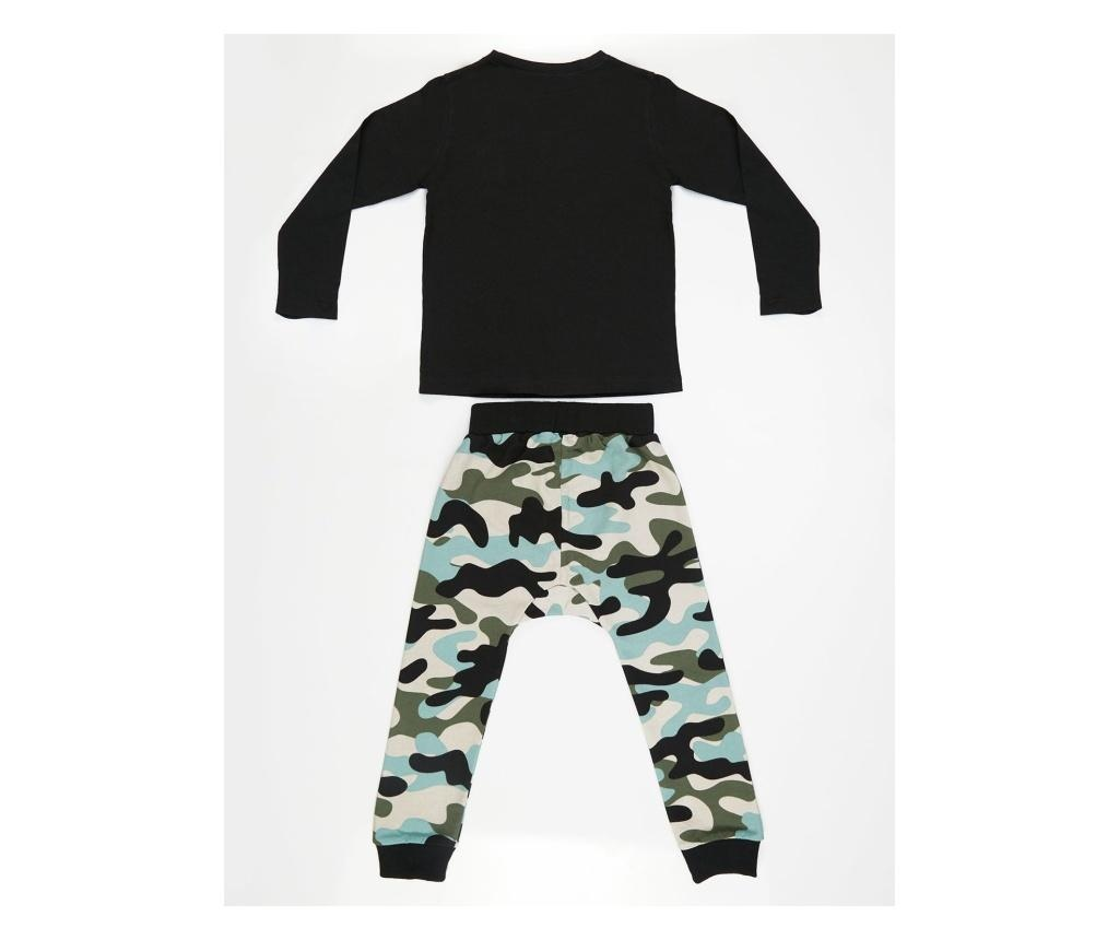 Set bluza si pantaloni Tiger 4 years